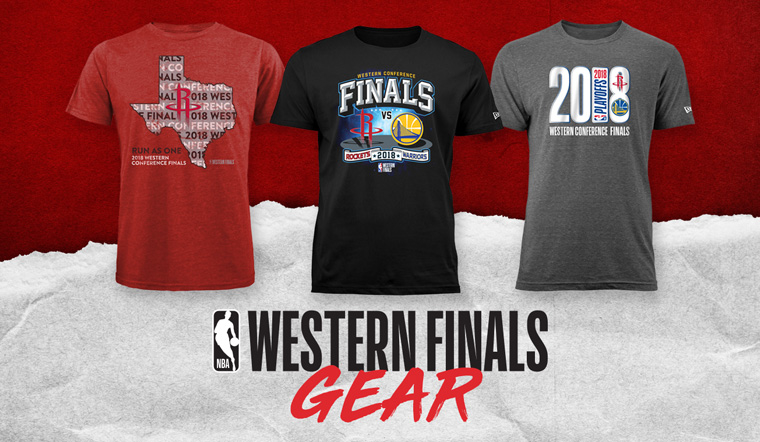 gear up for the western conference finals