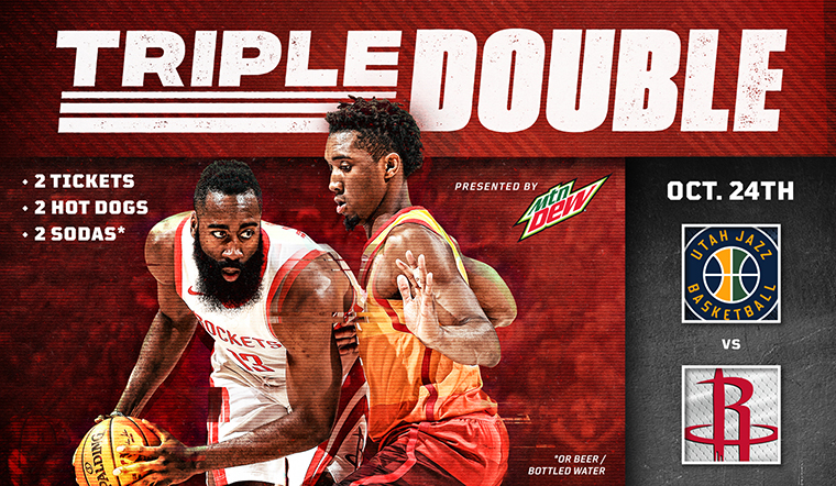 Get Your Triple Double Pack For Wednesday Starting At
