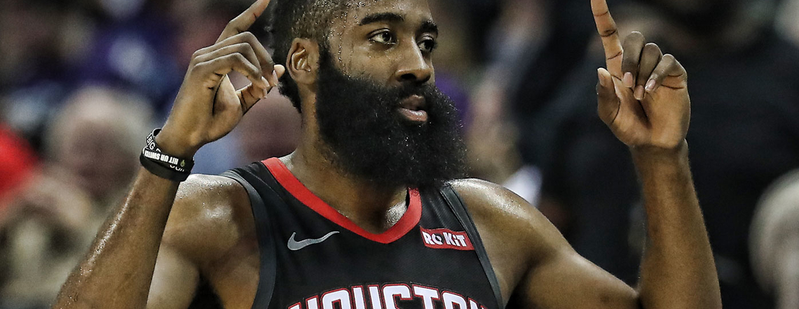 James Harden Named All-NBA First Team - unanimous selection for 3rd straight season