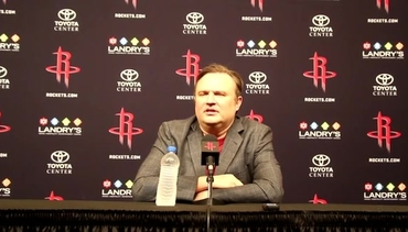 Daryl Morey Draft Press Conference