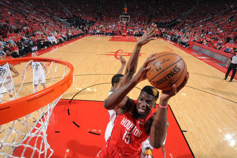 Utah Jazz v Houston Rockets - Game One
