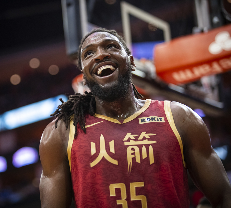 Denver Nuggets Box Office: Q&A: Faried Relishing His 'Manimal' Revival With Rockets