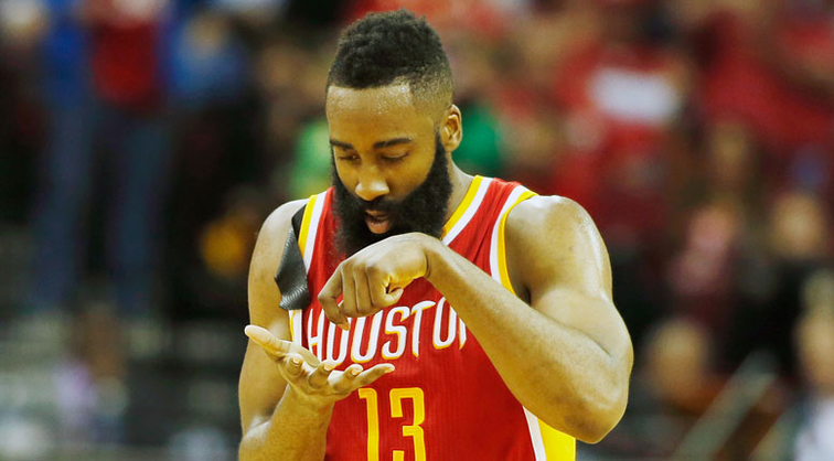 James Harden Earns Western Conference Player of the Week | Houston Rockets