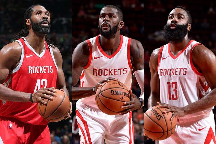 The LA Clippers dominated the Rockets in Houston