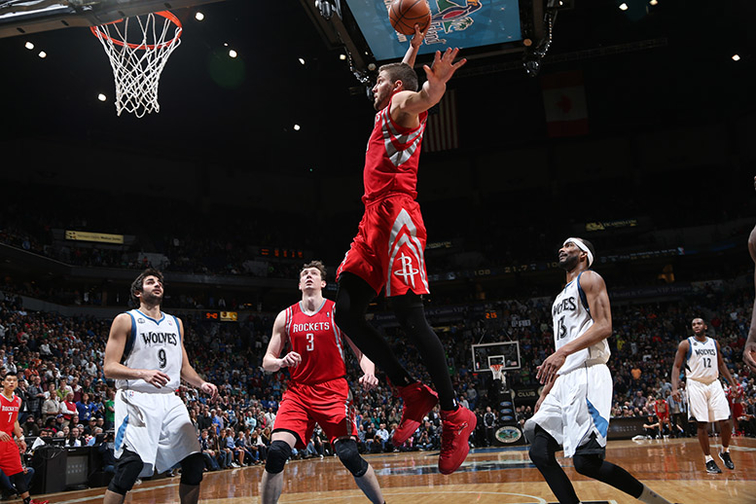 Year in Review: Chandler Parsons