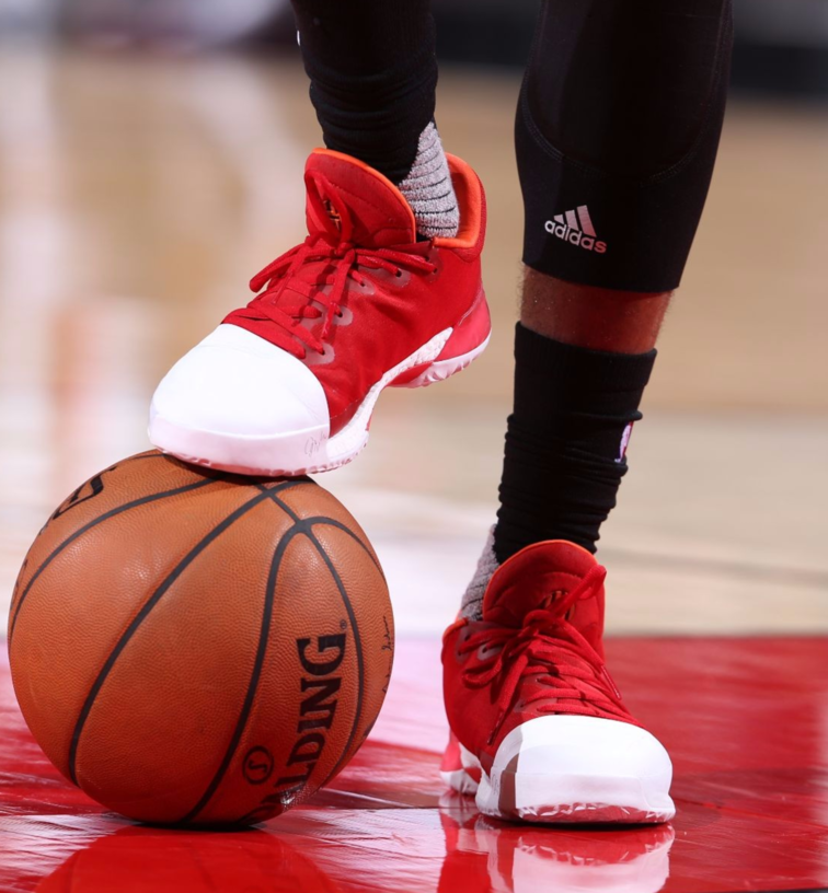James Harden Kid Shoes: Win A Pair Of Harden Vol. 1 Shoes