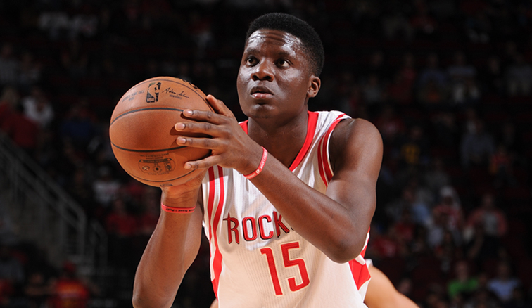 Rockets Assign Capela To Vipers Houston Rockets