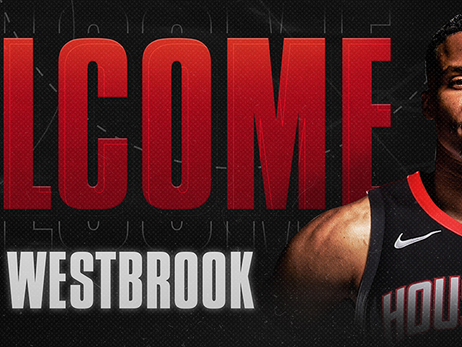 Rockets Acquire Eight-Time All-Star Russell Westbrook