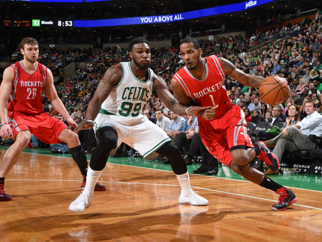 Photos: Rockets vs. Celtics 01/30/2015