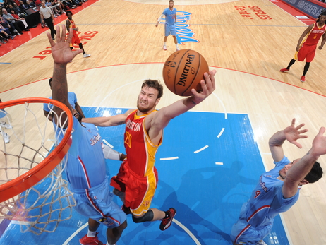 Photos: Rockets at Clippers 03/15/2015