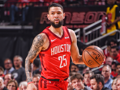 Rockets Re-Sign Austin Rivers