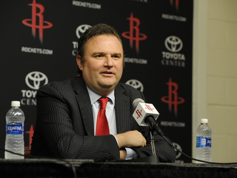 Rockets Extend Contract of General Manager Daryl Morey