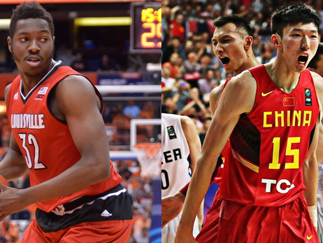 Rockets Select Chinanu Onuaku and Zhou Qi in 2016 NBA Draft