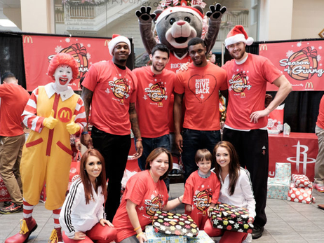 Ronald McDonald House - Season of Giving presented by ZTE