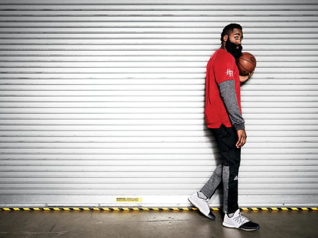 James Harden featured in Texas Monthly Magazine