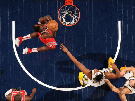 Photo Gallery: Rockets at Pacers 11-05-18