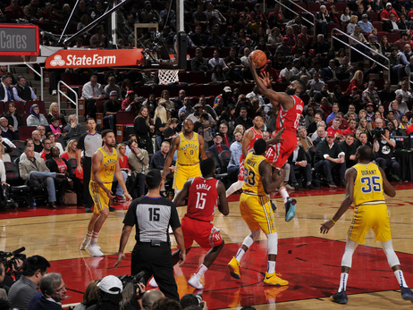 Photo Gallery: Rockets Vs. Warriors