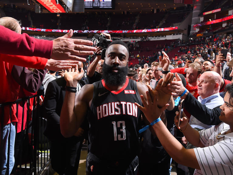 Step Back and Appreciate James Harden