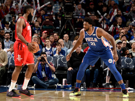 Photo Gallery: Rockets Vs. 76ers 1-21-19