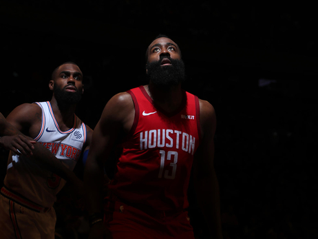 Photo Gallery: Rockets at Knicks 01-23-19