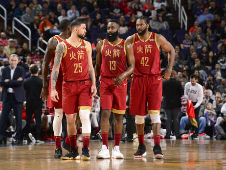 Photo Gallery: Rockets at Suns 2-4-19