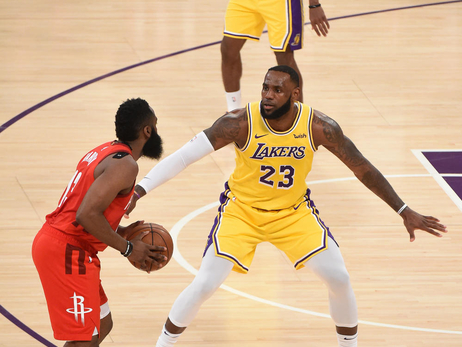 Photo Gallery: Rockets at Lakers 2-21-19