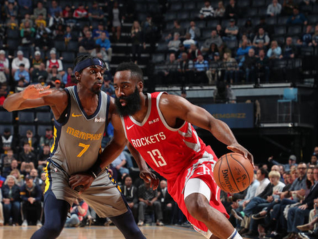 Photo Gallery: Rockets at Grizzlies 3-20-19