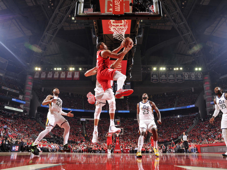 Photo Gallery: Rockets vs. Jazz 4-24-19