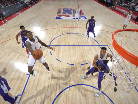 Photo Gallery: Rockets vs. Kings 07-09-19