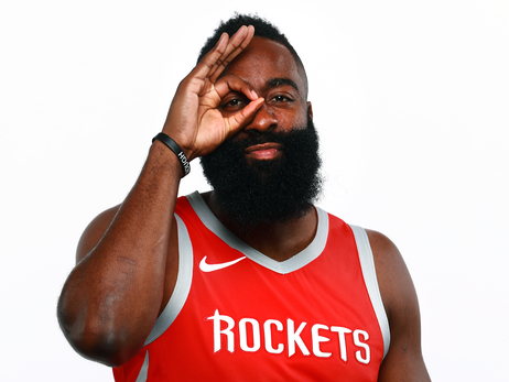 Photos: BTS At Rockets Media Day