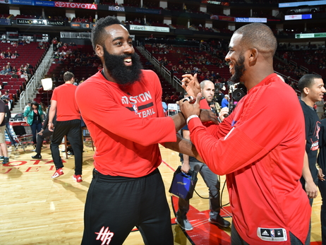 5 Biggest Games of the Rockets 2017-18 Season