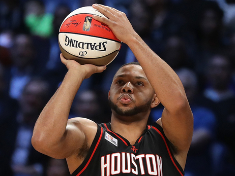 Eric Gordon Named NBA Sixth Man of the Year