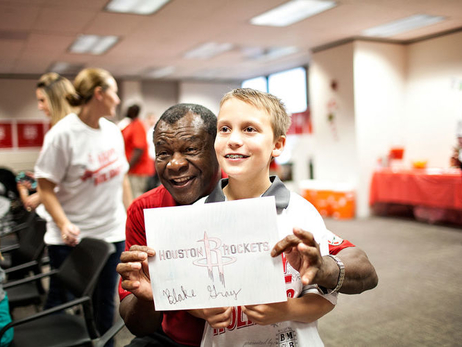 Rockets Holiday Party with Candlelighters Foundation – Presented by BMB