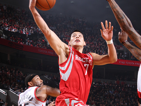 Rockets Trade Jeremy Lin to Los Angeles Lakers