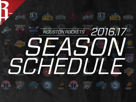 Rockets Announce Schedule for 50th Anniversary Season