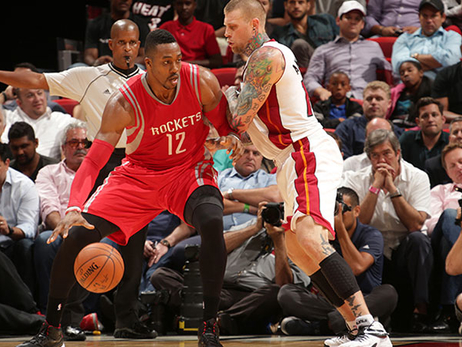 Recap: Rockets at Heat - 10/21/2014