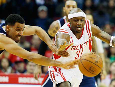 Rockets vs. Hawks - 12/20/2014