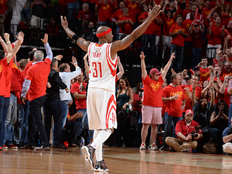 Rockets Re-Sign Jason Terry