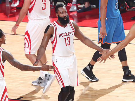 Harden, D'Antoni, Gordon & Williams Named Award Finalists