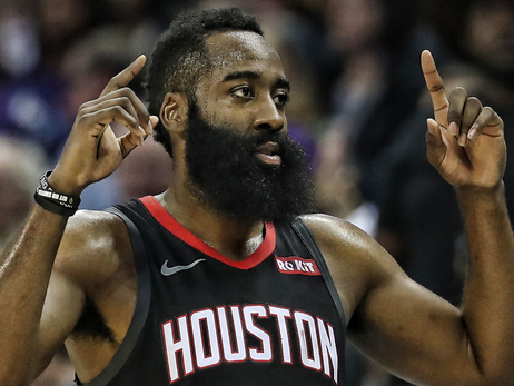 James Harden Named All-NBA First Team