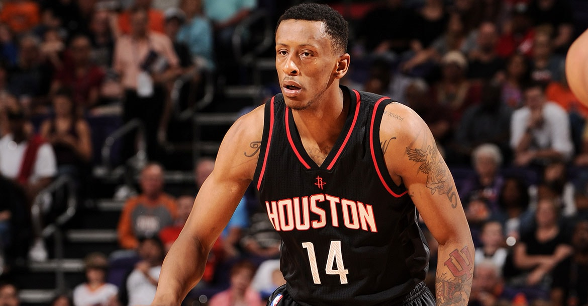 Rockets Re-sign Troy Williams