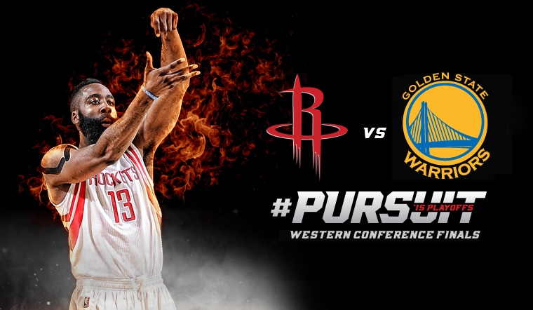 Western Conference Finals Schedule | Houston Rockets