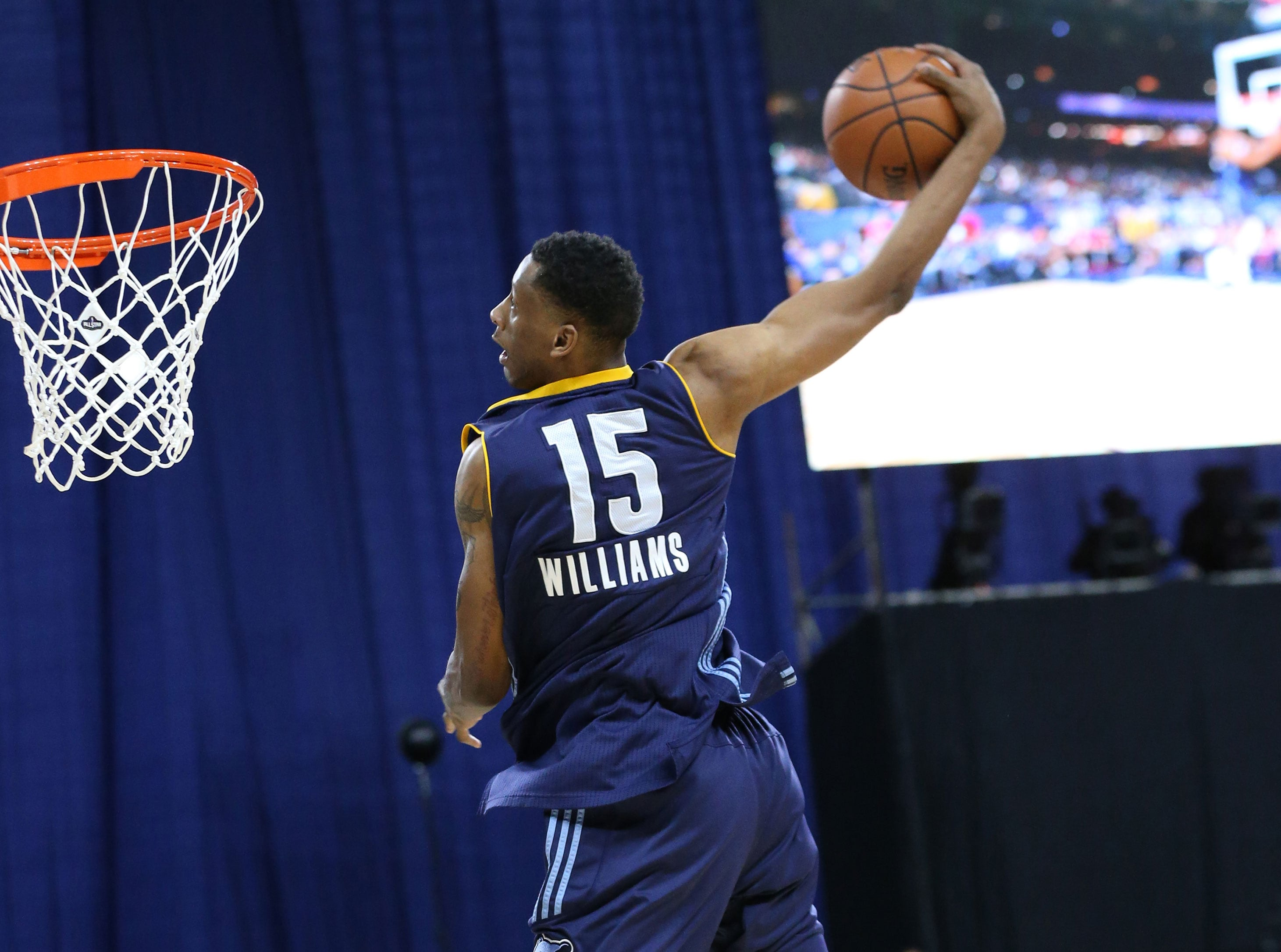 Rockets Sign Troy Williams to 10-Day Contract