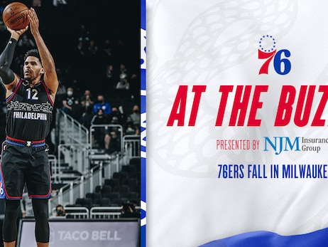 76ers Fall in Milwaukee