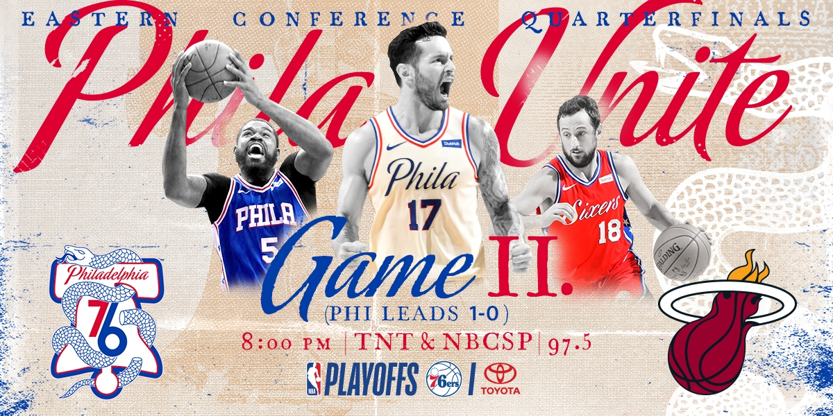 Game Preview  Early Adjustment Helps Set Tone for Series  Philadelphia 76ers