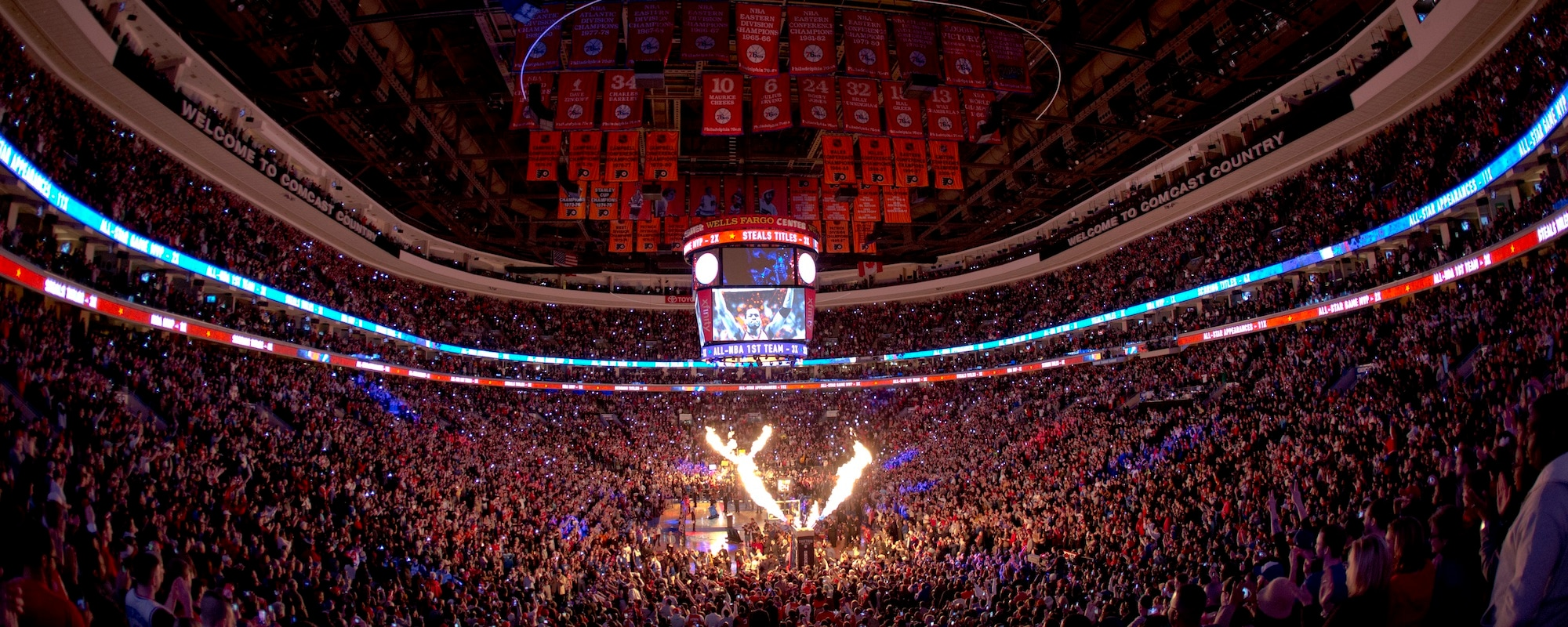 philadelphia 76ers announce details for opening night on saturday  november 1  presented by
