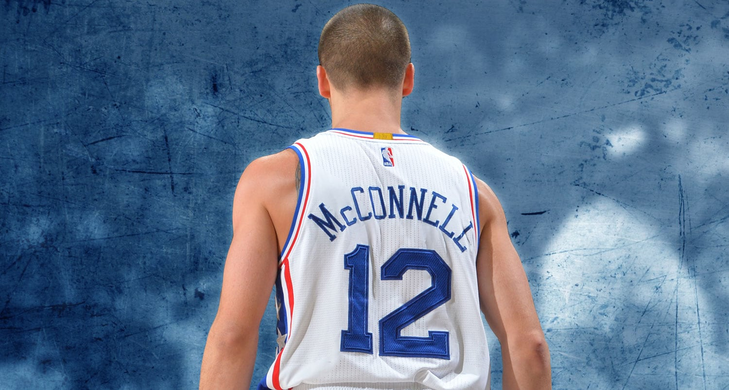 McConnell Continuing To Prove His Worth | Philadelphia 76ers