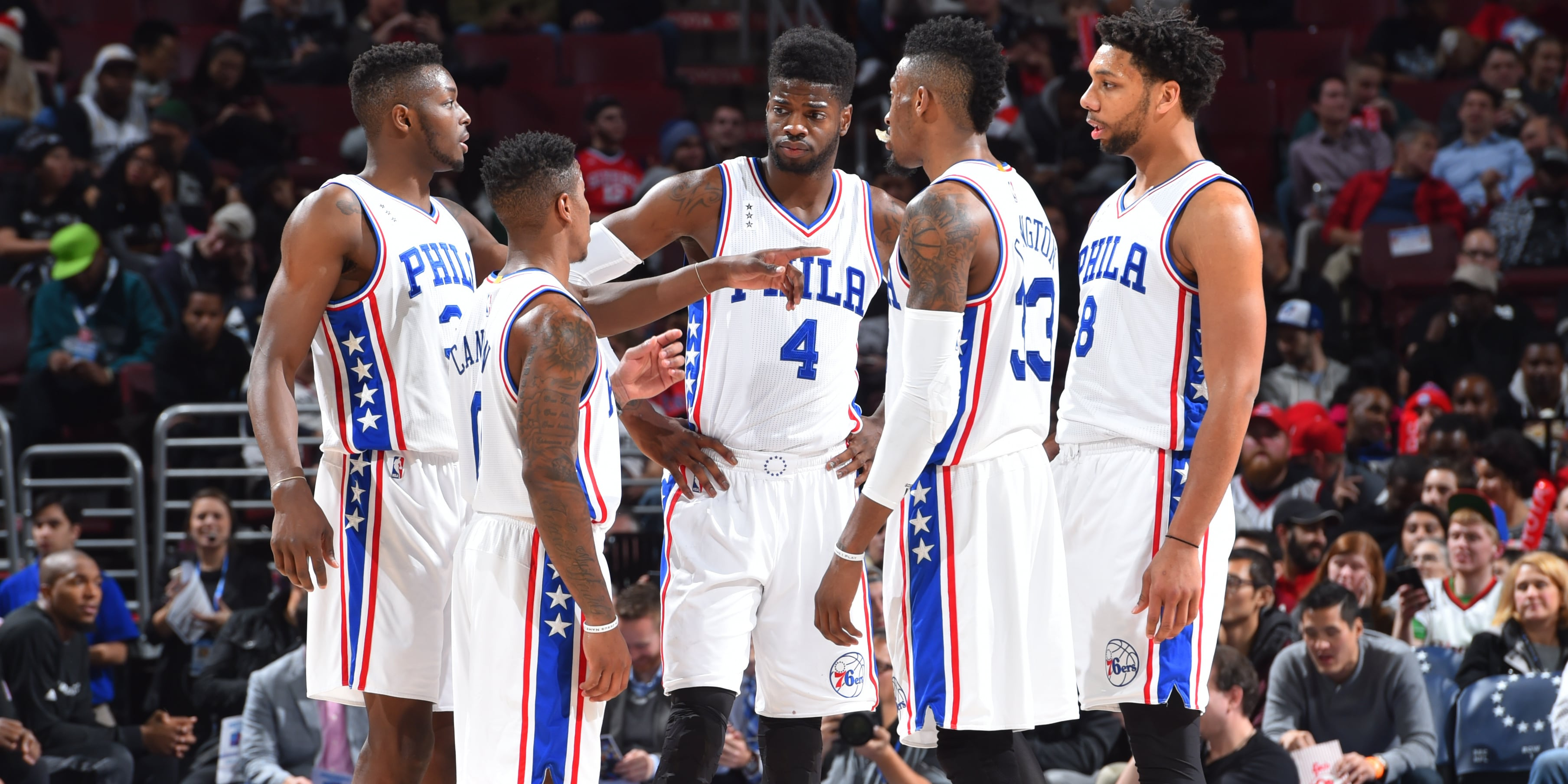 76ers: Game Preview: 76ers At Nets
