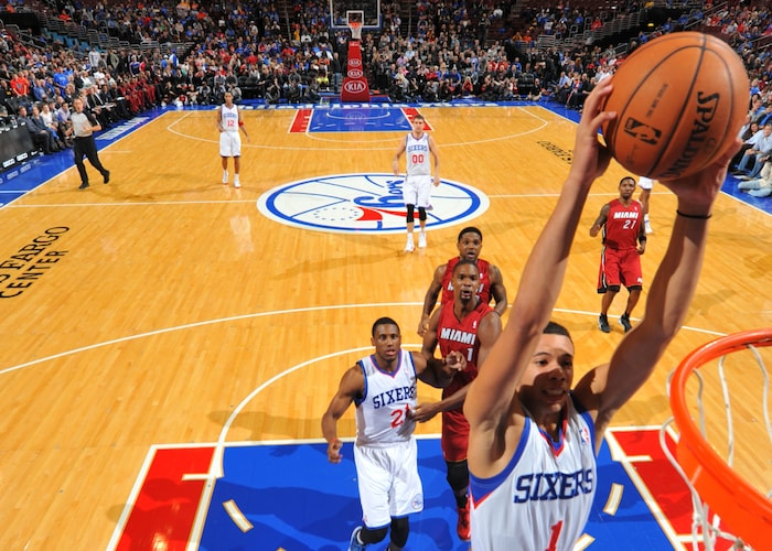 The Schedule Sixers And Heat Run It Back Philadelphia 76ers