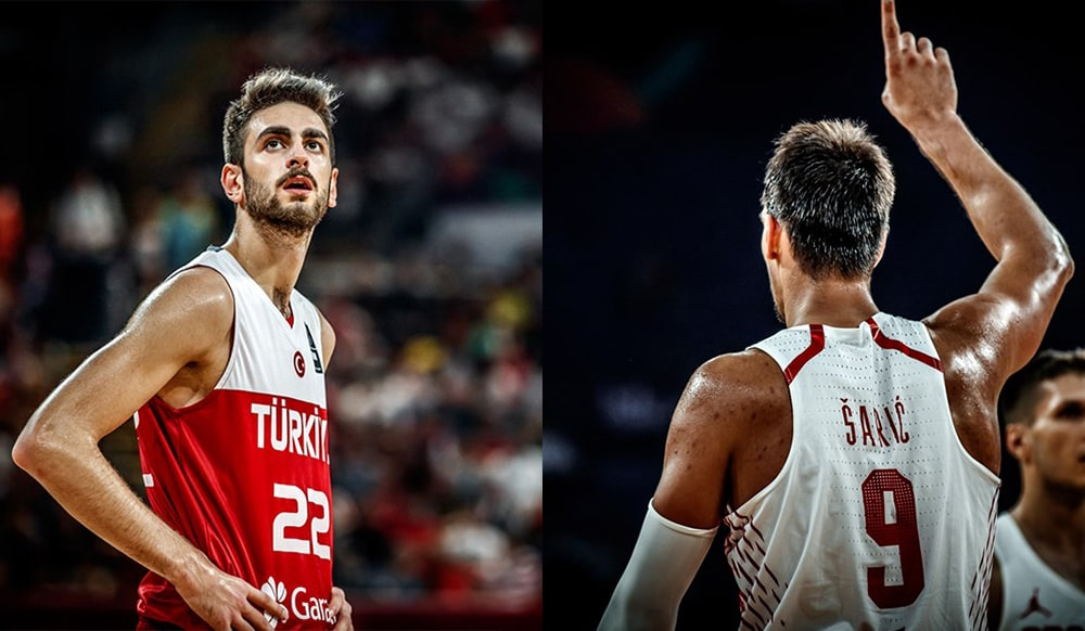Korkmaz, Saric Bow in EuroBasket Round of 16